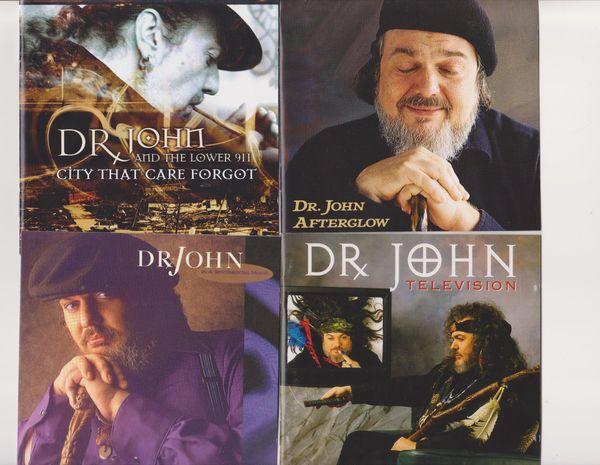 CD s Dr John 7