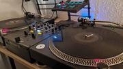 DJ-Set 2x Pioneer PLX500 1x