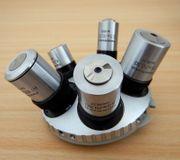 Durchlicht-Interferenzmikroskop PERAVAL interphako von CZJ