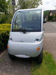 Seniorenmobil Kabinenroller Elektro-mobil Kabinenfahrzeug S