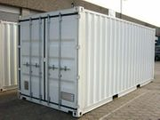 Materialcontainer Lagercontainer Container Seecontainer