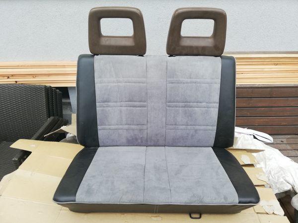 Fahrer und Beifahrer Sitze für