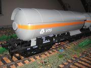 Modellbahn Spur 1 MBW-Druckgaskesselwagen-Set VTG