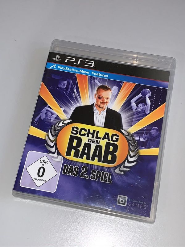 Playstation 3 PS3 Spiel Schlag