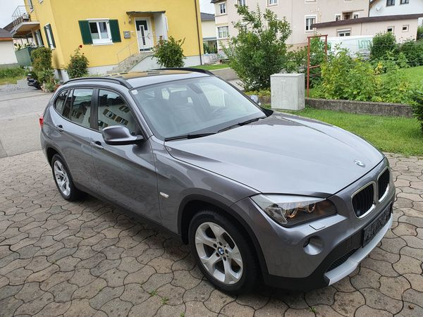 Winterzeit BMW X1 ALLRAD xdrive