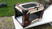 Hundefaltbox Transportbox Schlafplatz
