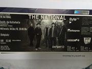 The National -Konzertkarten München 4