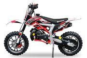 49cc Dirtbike Gepard Deluxe Sport