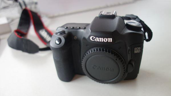 Canon EOS 50D - Body