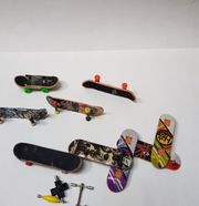 Fingerskateboards Set NP 115EUR