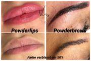 Modelle gesucht Powder Brows Powderlips