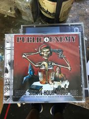 CD Public Enemy Muse Sick-N-House