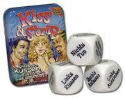 Kiss Strip Würfelspiel Partyspiel Junggesellenabschied