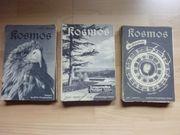 KOSMOS Hefte von 1938