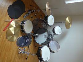 Drums, Percussion, Orff - Schlagzeug Drumset Musicstore pro Drum-Line