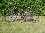 Fahrrad lila 28 Zoll - gebraucht -
