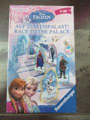Frozen Auf zum Eispalast Brettspiel