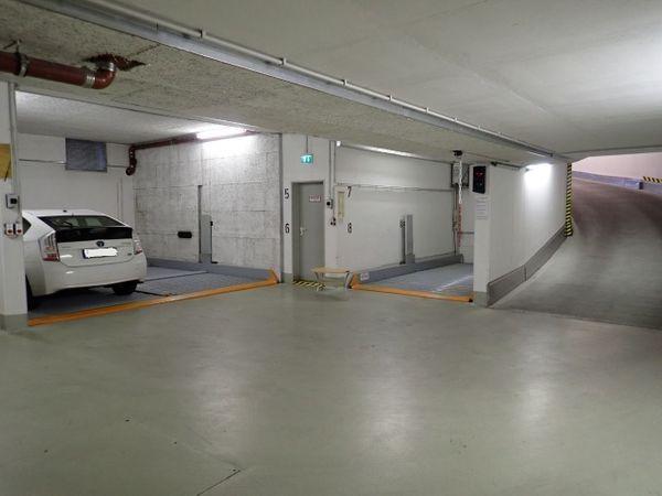 Garagenstellplatz Duplex in Schwabing Münchener
