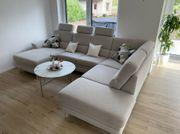 Couch Wohnlandschaft Sofa in Top