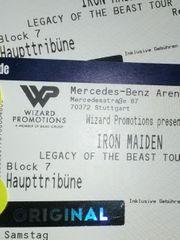 Iron Maiden Stuttgart 2020