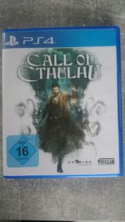 Call of Chtulhu Ps4