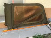 Seitenfenster rechts vermutlich Unimog Cabrio
