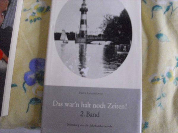 Buch über Nürnberg vor über