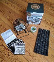 Global Gizmos Traditional Bingo Game
