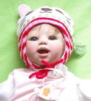 Reborn baby zu verkaufen 80