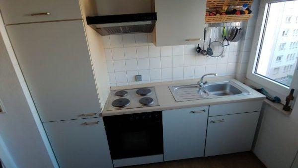 Einbauküche Kühlschrank mit Gefrierfach Bauknecht