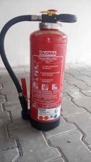 Feuerlöscher Gloria ABC 6 kg