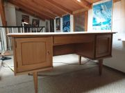 Schreibtisch 70-er Jahre