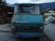 Oldtimer Opel Blitz 1 9t
