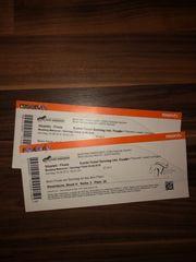 Tickets fürs Mustang Makeover