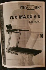 Modernes neuwertiges Laufband zu verkaufen