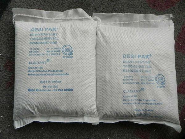 Trockenmittelbeutel DESI PAK® 1350g Bentonit
