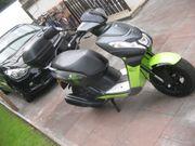 MOTORROLLER-PEUGEOT-KISBEE-STREETZONE-SPORT-50CCM-2TAKT-950KM-GARANTIE-TOP-CASE-NP 2100 -FP 1599 -