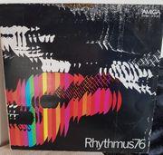 AMIGA Schallplatte Rhythmus 76