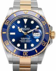 Rolex Submariner 126613LB Stahl Uhr