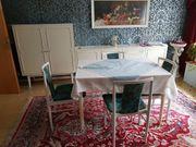 Esszimmermöbel Tisch 2 Sideboards 4