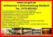 Grillservice Grillvermietung Spanferkel Wildschwein Spießbraten