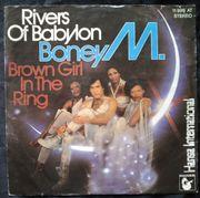 Single Vinyl 7 - Boney M -