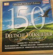 5 CD die schönsten Deutschen