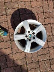4 Stk BMW Alufelgen 17
