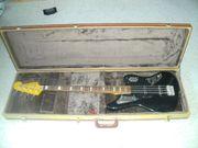 Fender Jaguar Bass schwarz von