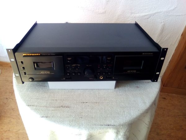 Marantz SD4050 Doppel-Kassettendeck in OVP