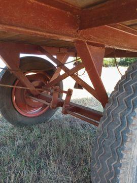 Traktoren, Landwirtschaftliche Fahrzeuge - Anhånger