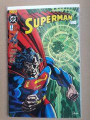 DC Superman Comic Heft Nr