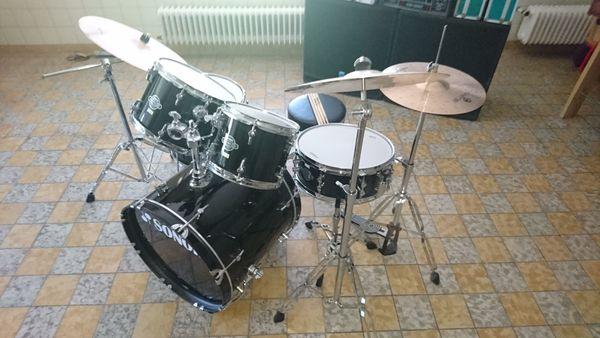 Schlagzeugset SONOR - neuwertig