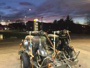 TZ Anhänger Kippanhänger Motorradanhänger günstig
